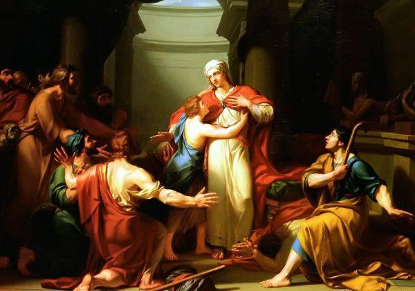 לקראת מנהיגות חדשה: העימות של יהודה ויוסף במבט הסתגלותי